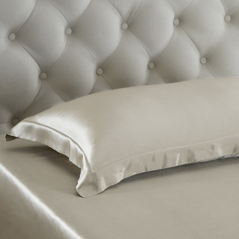 The Source Silk Pillow Case