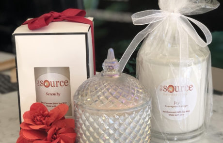 The Source Candles