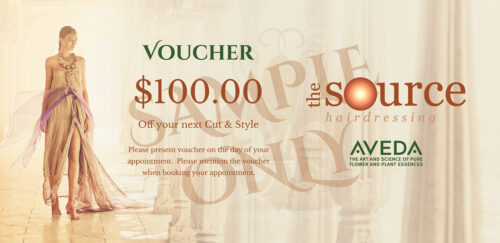 The Source Gift Voucher
