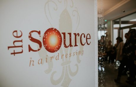 The Source Hairdressing Water Feature