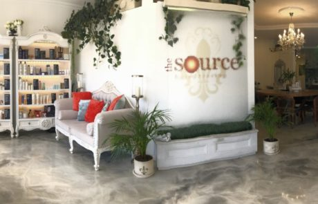 The Source Hairdressing Panorama
